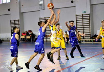Campionatul Național U14, București, 15 Februarie 2020